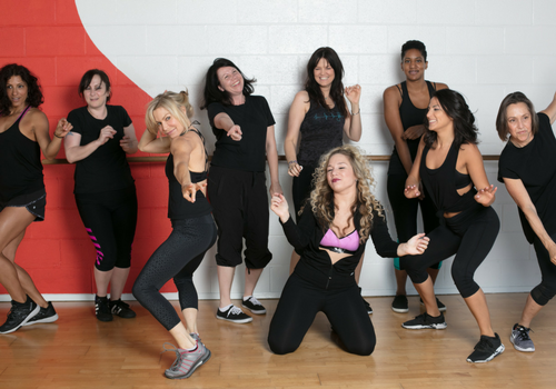 SWERVE Studio LA Personal Training and Group Fitness_instructor team